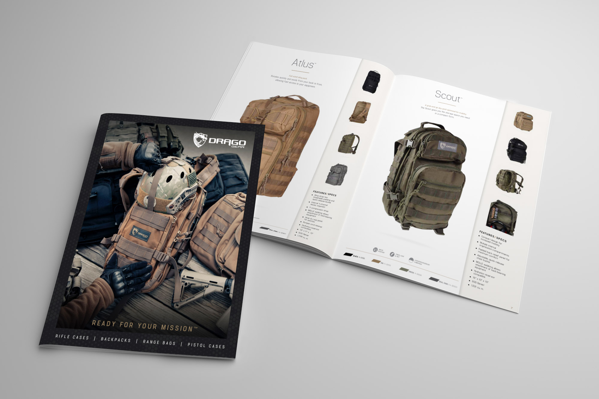 Drago Gear Catalog